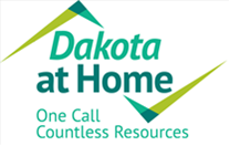 Dakota at Home logo
