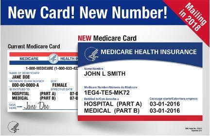 Medicare Card Rollout Continues in South Dakota